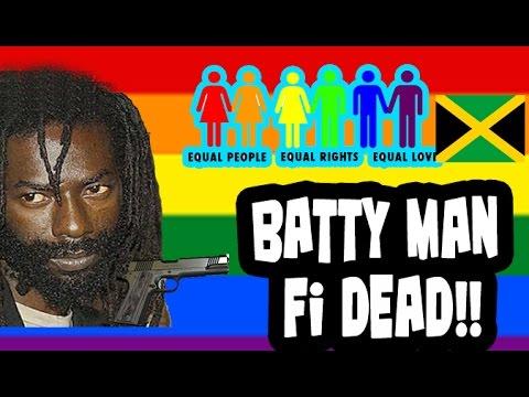 homophobia in Jamaica