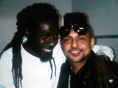 Buju Banton and Sean Paul