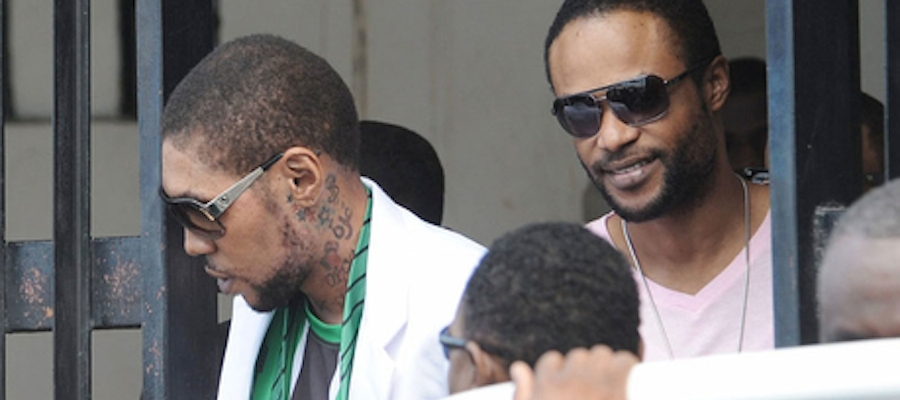 Vybz Kartel is so afraid of Alkaline he sends Shawn Storm to
