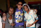 Popcaan, Vybz Kartel and Tommy Lee Sparta