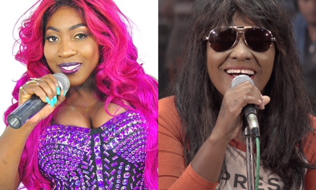 Spice and Tanya Stephens